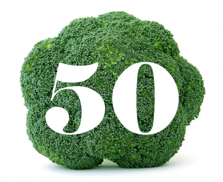 Vegetable Challenge